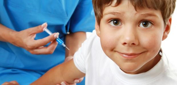 Niño-Vacuna
