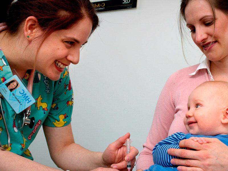 Vacunación obligatoria en guarderías