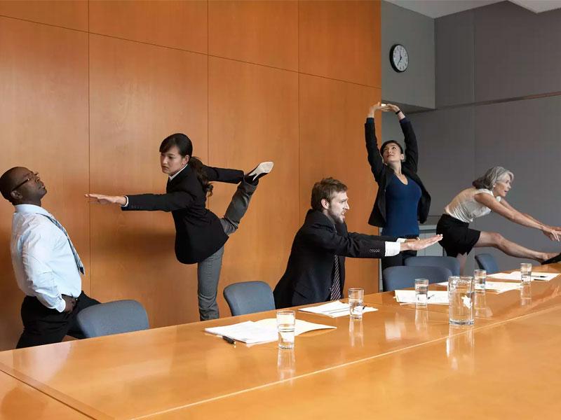 propuesta de ejercicio en las empresas por ley