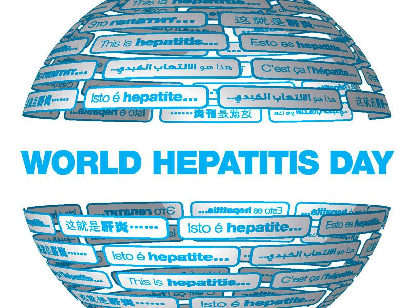 día mundial de la hepatitis vírica