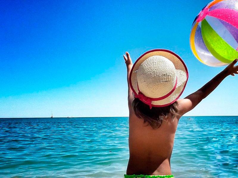 precauciones para no enfermar en la playa